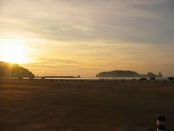 Bucht vor Estrtit