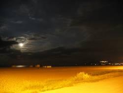 Nacht am Strand 3
