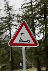 Achtung E-Roller !!!