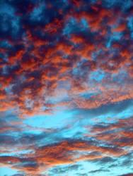 Himmlisches Farbenspiel 1
