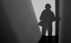 Silhouette of me