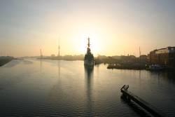 Hafen in Wilhelmshaven