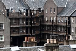 Edinburgh Hinterhof