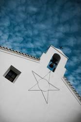 Glocke mit Stern und Fenster