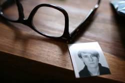 Dani Darko and hir glasses