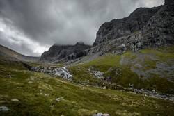 Auf dem Weg zum Ben Nevis in Schottland