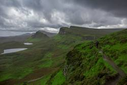 The Quiraing in Schottland
