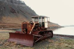 bulldoze the fjord away