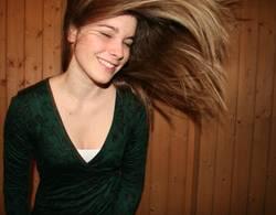 ich hab die Haare schön.. *sing*