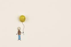Weintraubenballon
