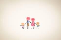 Darf ich vorstellen: Familie Knopf