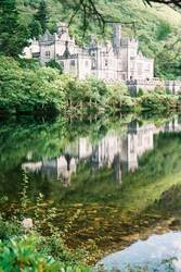 Kylemore Abbey in Irland