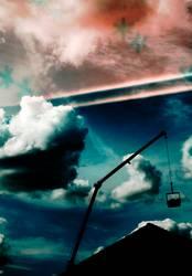 Wolkenschaufeln