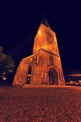Die Petrikirche Rostock