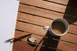 Kaffee malen
