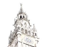 München Rathaus ( 2)