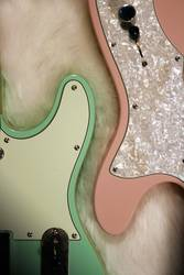 Russ Meyer Anniversary Porno Guitar Series