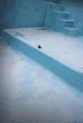 Nichtschwimmer Becken
