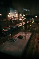 Die Bahn geht - Jonny Walker kommt