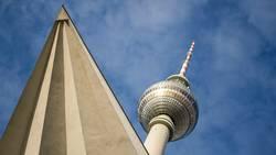 zackiger Fernsehturm