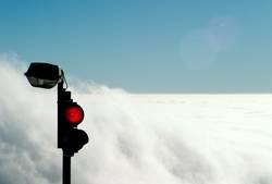 Wolkenstop