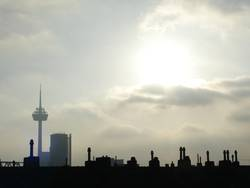 Kölner Skyline I