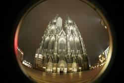 Der Kölner Dom (frontal II)