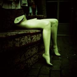 ...die Beine von Dolores