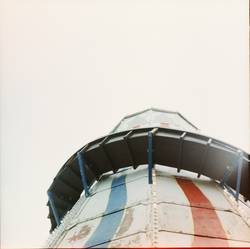 Brighton Helter Skelter at the seaside