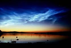 Finnland um Mitternacht