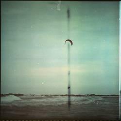 hoch hinaus | kiter mit zensurbalken