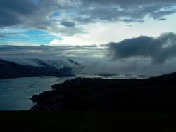Clouds Falling on the Bay of Dunedin