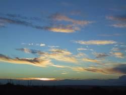 wolkenhimmel