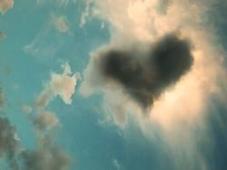 Herz Wolke