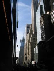New Yorker Straßen 1