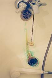 Nicht meine Dusche!