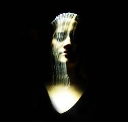 Wasserfall aus Licht II