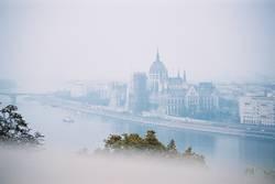 Budapest im Herbstlicht