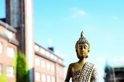 Industrial Buddha