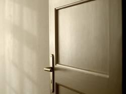 Tür zum Lieblingszimmer...