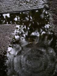 eine sekunde regen in dortmund