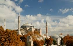 Istanbul's Magic Hagia Sofia