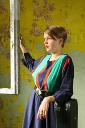 vermeer's girl