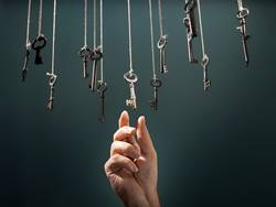 The Right Key