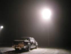 schnee und nebel