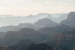 Grand Canyon, view from south rim, Grand Canyon National Park