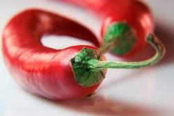Scharfe Kurven a la Peperoni