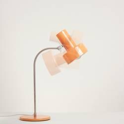 DDR-Lampe in Bewegung