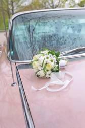 Hochzeitscadillac