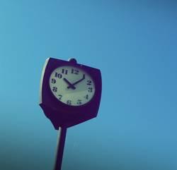 il est l'heure.